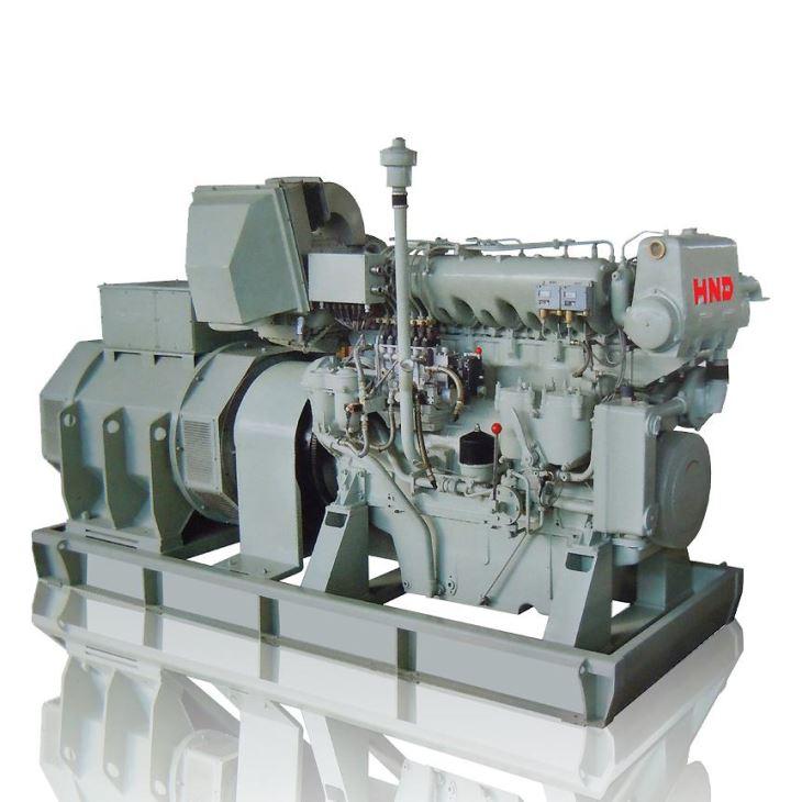 HND Marine Diesel Genset
