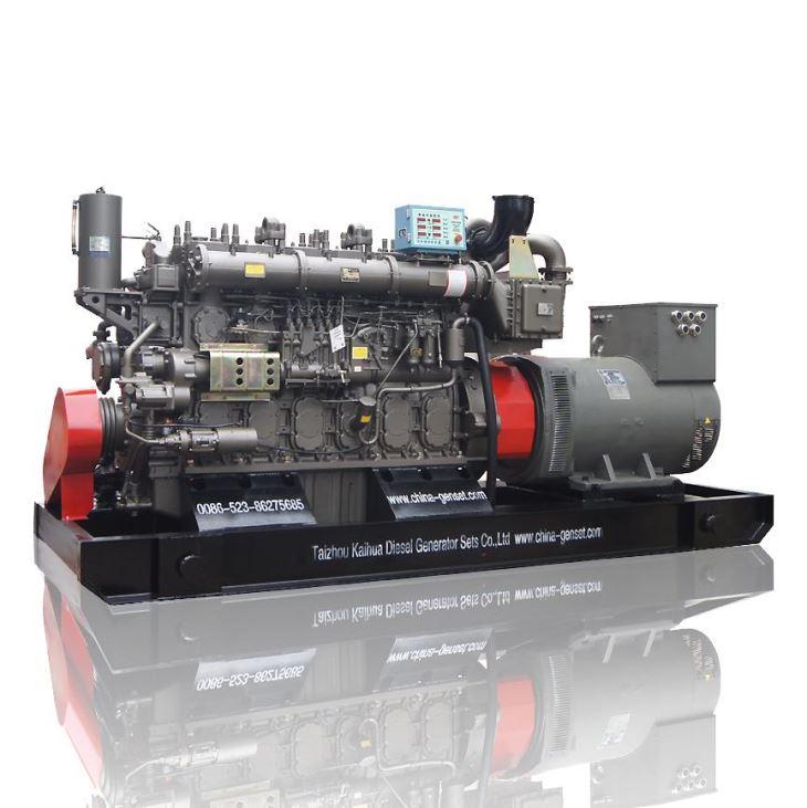 Yuchai Marine Diesel Genset