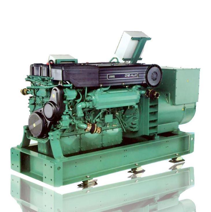 Volvo Marine Diesel Genset