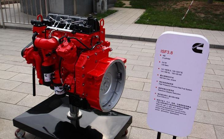 Cummins Main Engine