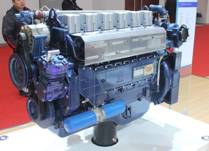 Weichai Main Engine