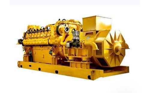 MWM Biomass Generator